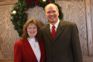 Pastor Cal and Chery Schlabach